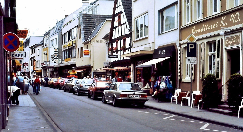 In the center of Königswinter, near Bonn, Germany.