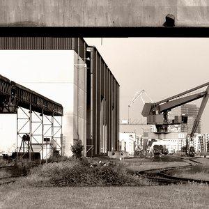 Düsseldorf's container port