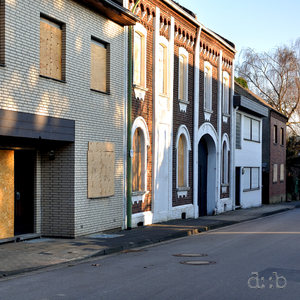 If it were not for the boarded windows, you would not expect this place to be completely abandoned. At least I didn't.
