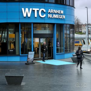 The Arnhem site of the WTC group next to Arnhem central station