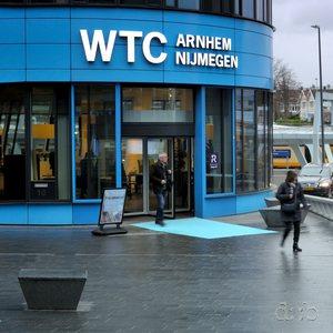 The Arnhem site of the WTC group next to Arnhem central station